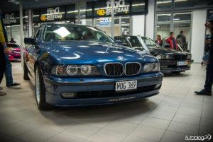 Warsaw Oldtimer Show 2016 - BMW E39 Alpina