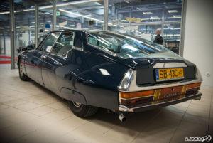 Warsaw Oldtimer Show 2016 - Citroen