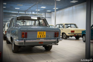 Warsaw Oldtimer Show 2016 - Fiat 125