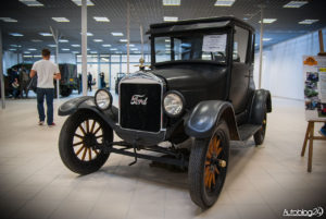 Warsaw Oldtimer Show 2016 - Ford T
