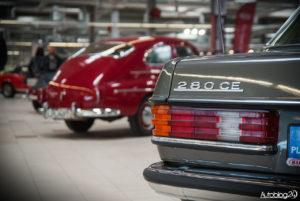 Warsaw Oldtimer Show 2016 - Mercedes 280 CE