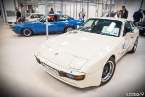Warsaw Oldtimer Show 2016 - Porsche 944