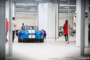 Warsaw Oldtimer Show 2016 - Shelby
