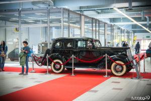 Warsaw Oldtimer Show 2016 - klasyk