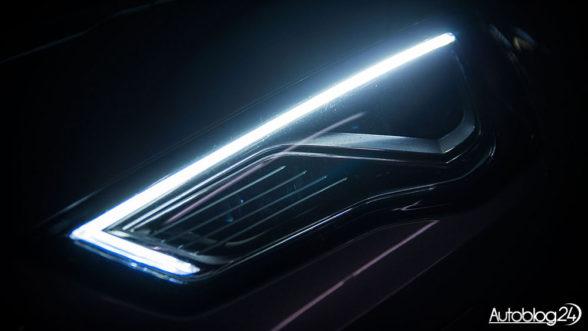 Audi A3 Limousine - światła LED