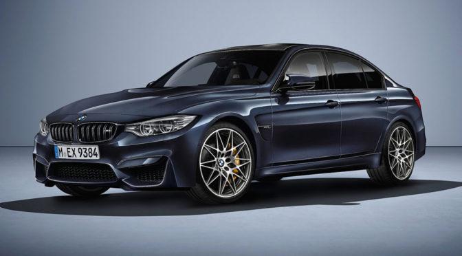 BMW M3 30 Jahre – zdjęcia i informacje o godnym upamiętnieniu E30