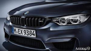 BMW M3 (F30) - grill