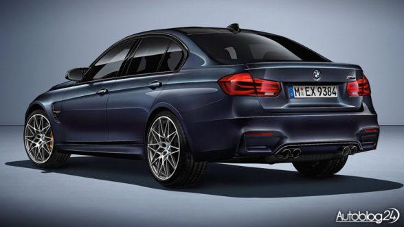 BMW M3 - edycja limitowana