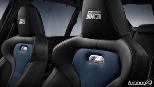 BMW M3 - fotele
