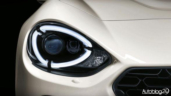Fiat124 Spider - LED