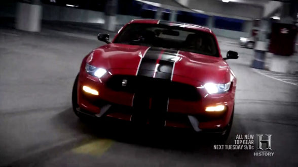 Ford Mustang - Top Gear USA