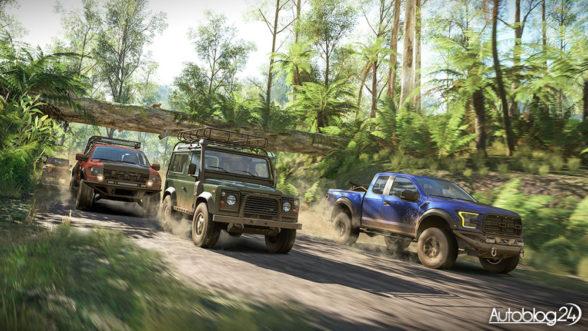 Forza Horizon 3 - offroad