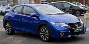 Honda Civic IX generacja