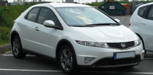 Honda Civic VIII generacji