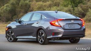 Nowa Honda Civic 2017
