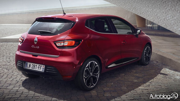 Nowe Renault Clio 2016
