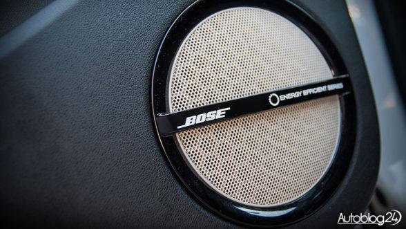 Renault BOSE - głośnik