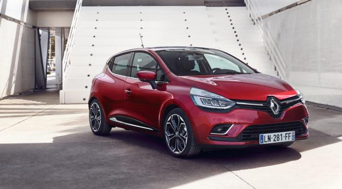 Renault Clio (2016) - facelifting przynosi pozytywne i oczekiwane zmiany