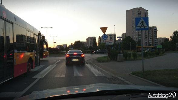 Rondo aleja KEN - ulica Płaskowicka