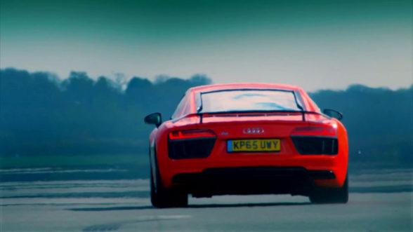 Top Gear - Audi R8 2016