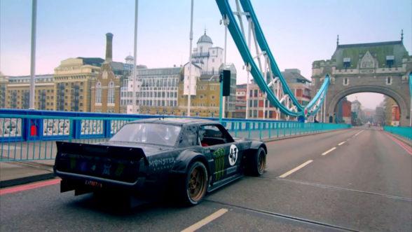 Top Gear - Ken Block