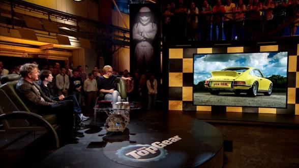 Top Gear S23 - studio