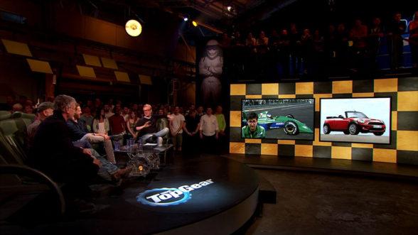 Top Gear S23 - wywiad