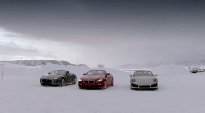 Top Gear USA 08×08 – ten odcinek przynosi kabriolety w zimie i jedno przemyślenie