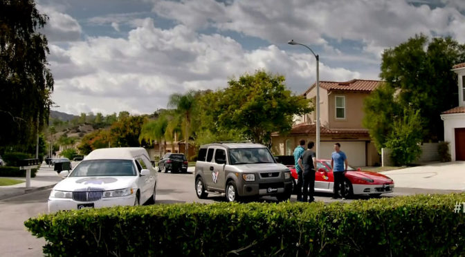 Top Gear USA sezon 8 odcinek 7 - jedyne, prawdziwe TG w chwili obecnej