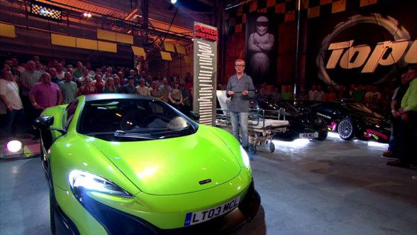 Top Gear - lista czasów