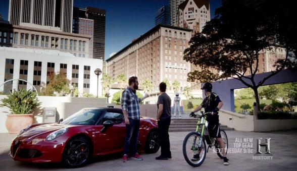 Top Gear - wyścig Los Angeles
