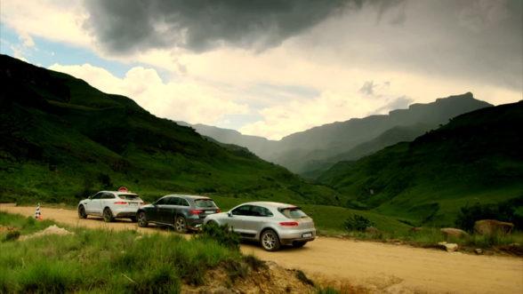Top Gear - wyzwanie SUV