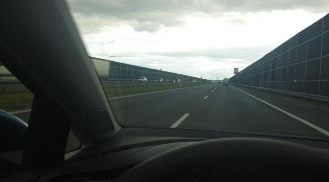 """A2 Warszawa-Łódź – """"normalni"""" kierowcy nie mają tu czego szukać"""