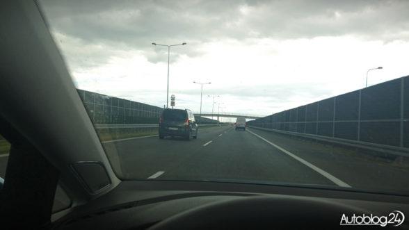 Autostrada A2 - MOP Brwinów
