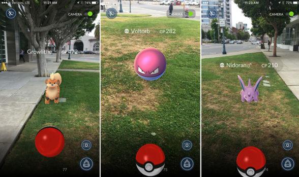 Pokemon Go - iOS