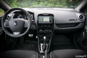 Renault Clio Grandtour GT - wnętrze - 01