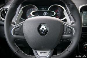 Renault Clio Grandtour GT - wnętrze - 05