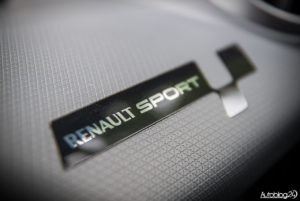 Renault Clio Grandtour GT - wnętrze - 09