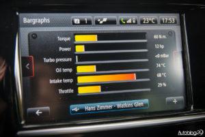 Renault Clio Grandtour GT - wnętrze - 19