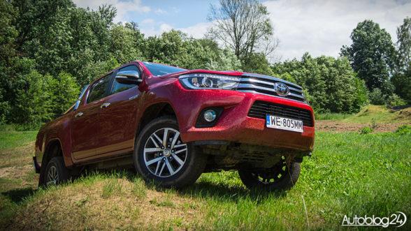 Toyota Hilux - pickup