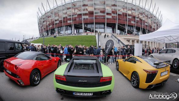 Verva Street Racing - Stadion Narodowy