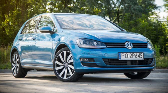 Volkswagen Golf Highline 1,4 TSI 150 KM DSG. Powiew premium - TEST