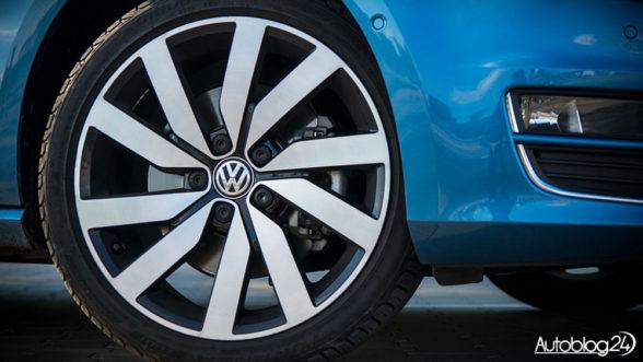 Volkswagen Golf - felgi 18 cali