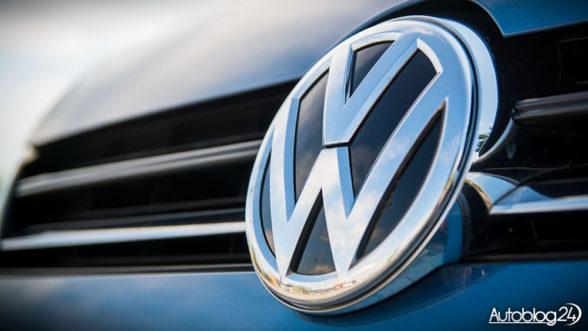 Volkswagen Golf - logo