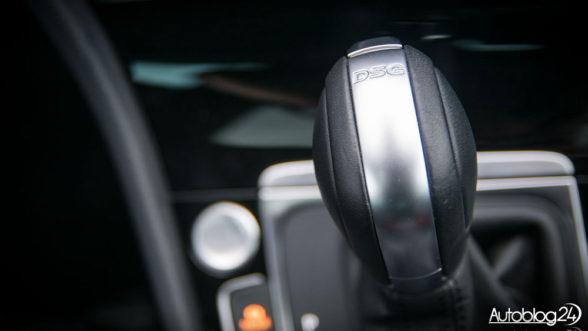 Volkswagen Golf - skrzynia DSG