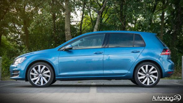 Volkswagen Golf - test
