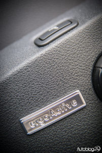 Volkswagen Golf wnętrze - 15