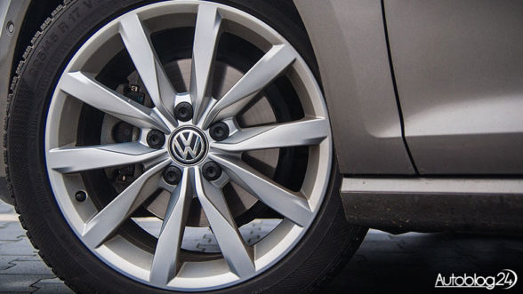 Volkswagen - felga aluminiowa