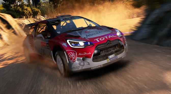 WRC 6 (PS4, XONE, PC) – pierwszy trailer, data premiery i informacje o grze