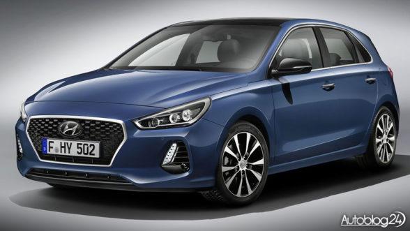 2017 - nowy Hyundai i30